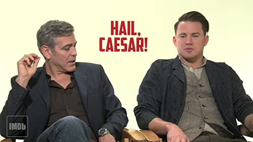 George Clooney, Channing Tatum, Josh Brolin on Working With the Coen Brothers