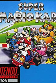 Super Mario Kart Poster