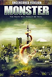 Monster (2008) Poster - Movie Forum, Cast, Reviews