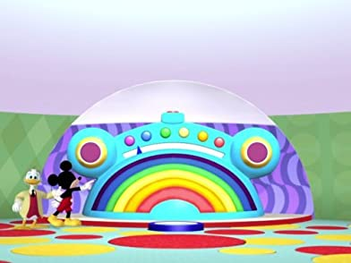 Mickey Mouse Clubhouse Mickey's Color Adventureสโมสรมิคกี้เม้าส์วันผจญภัยหลากสี