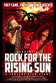 Aerosmith: Rock for the Rising Sun Poster