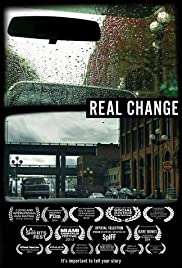 Real Change Poster