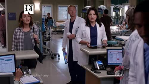 Trailer for Season 12 of Grey's Anatomy from ABC.