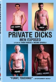 Private Dicks: Men Exposed Poster