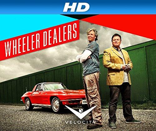 Wheeler Dealers 2003