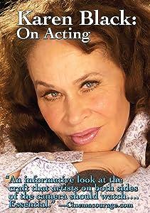 Watch free ipod movies Karen Black: On Acting [1280p]
