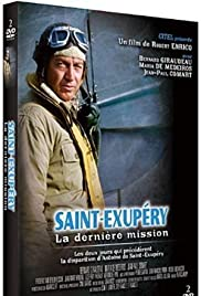Saint-Exupéry: La dernière mission Poster