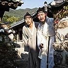Kang-ho Song and Jo Jung-Suk in Gwansang (2013)