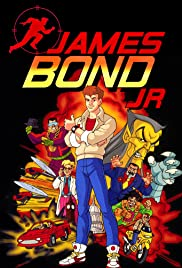 James Bond Jr. Poster