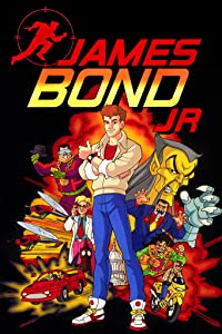 James Bond Jr. movie free download hd