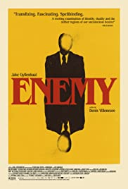 Enemy (2013) Poster - Movie Forum, Cast, Reviews