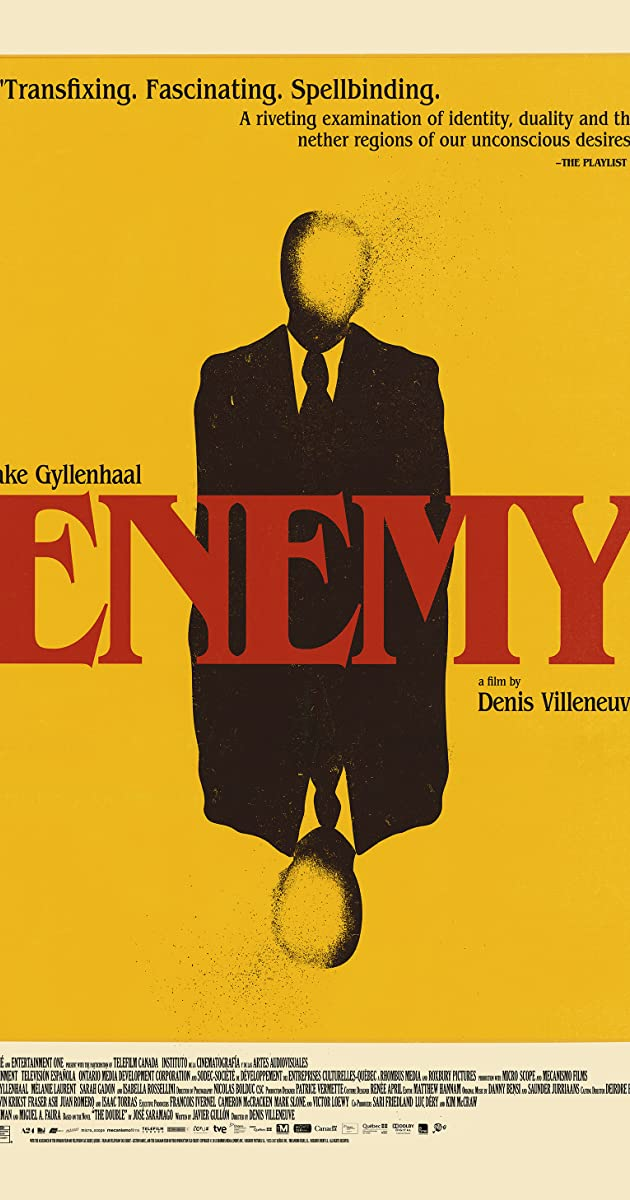 Film Enemy (2013)             Film Complet