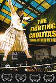 The Fighting Cholitas Poster
