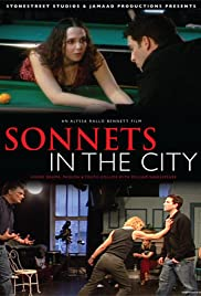 Sonnets in the City Poster