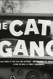 The Cat Gang Poster