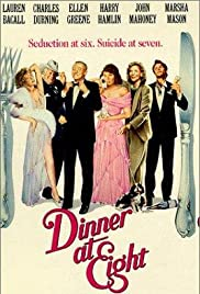 Dinner at Eight(1989) Poster - Movie Forum, Cast, Reviews