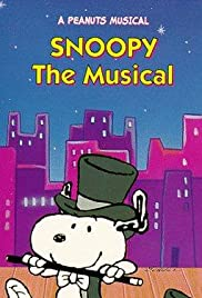 Snoopy: The Musical Poster