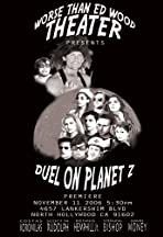 Duel on Planet Z