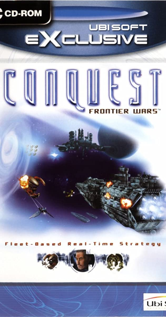 Conquest Frontier Wars Video Game 2001 Imdb