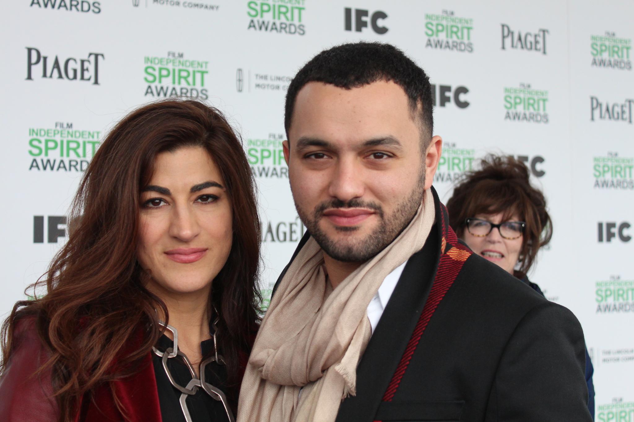 Jehane Noujaim and Karim Amer