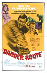 Old movies 3gp download Danger Route [320x240]