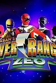 Power Rangers Zeo Poster - TV Show Forum, Cast, Reviews