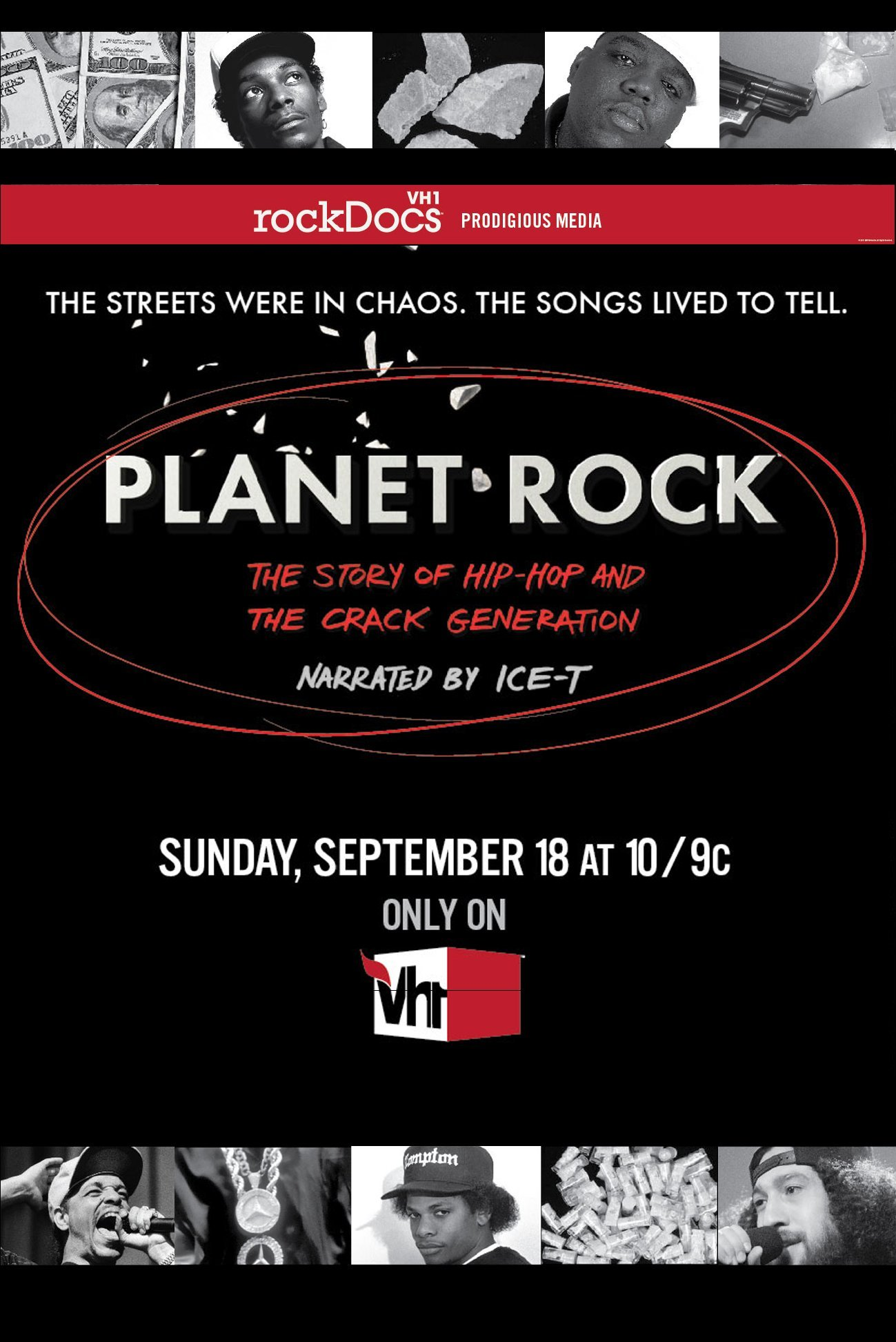 Planet Rock: The Story of Hip-Hop and the Crack Generation (TV Movie