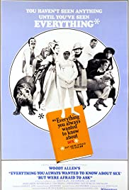 Everything You Always Wanted to Know About Sex * But Were Afraid to Ask (1972) Poster - Movie Forum, Cast, Reviews