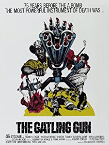 Watch online action movies hollywood The Gatling Gun [640x320]