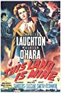 This Land Is Mine (1943) Poster
