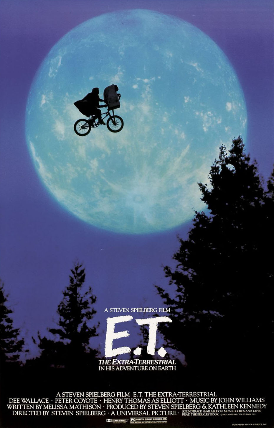 E.T. the Extra-Terrestrial (1982) BluRay 480p, 720p & 1080p
