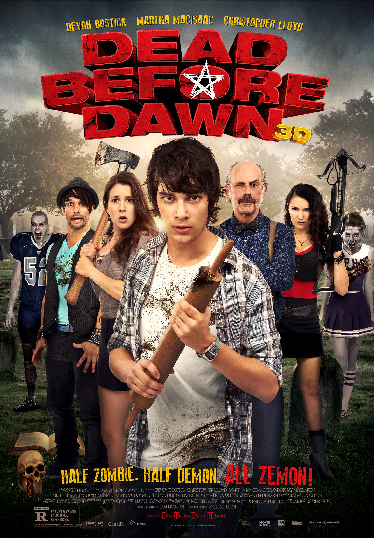 Dead Before Dawn 3d 2012 Imdb