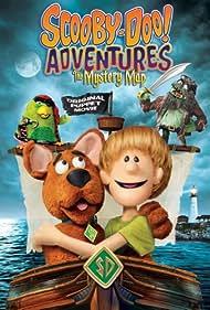 Matthew Lillard and Frank Welker in Scooby-Doo! Adventures: The Mystery Map (2013)