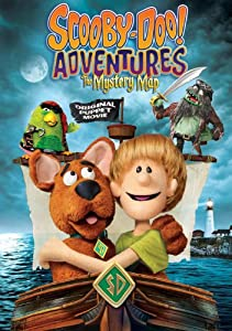 Movie share Scooby-Doo! Adventures: The Mystery Map USA [mpeg]