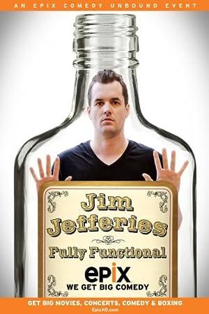 Jim Jefferies: Fully Functional (2012)