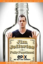 Jim Jefferies: Fully Functional Poster
