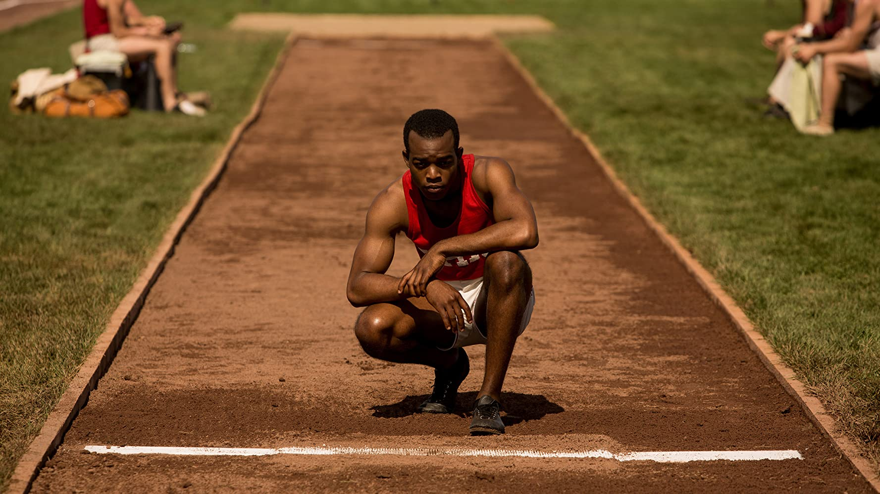 Stephan James in Race (2016)