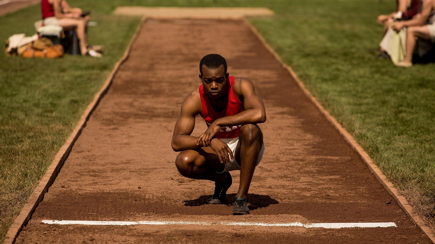 Stephan James in Race (2016)
