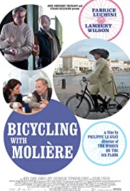 Bicycling with Molière Poster