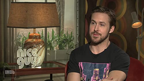 Ryan Gosling Gushes Over 'Nice Guys' Co-Star Russell Crowe