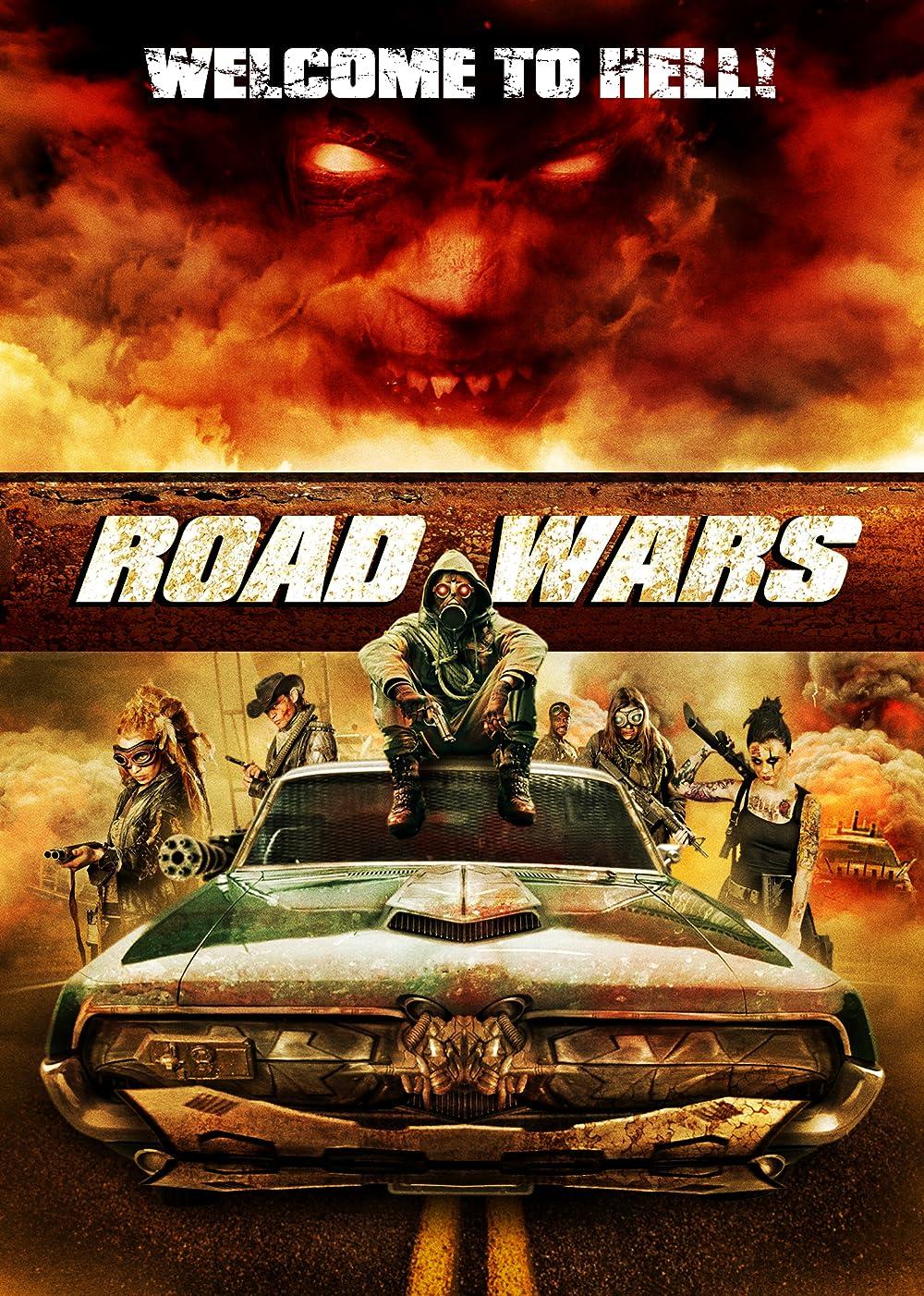 Download Road Wars 2015 Hindi ORG Dual Audio 480p BluRay 300MB