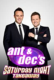 Ant & Dec's Saturday Night Takeaway Poster