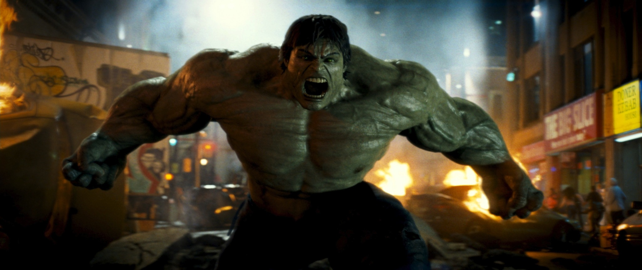 The Incredible Hulk (2008) - Photo Gallery - IMDb