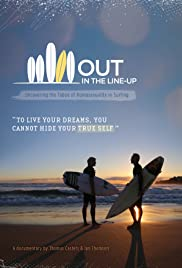 Out in the Line-up Poster