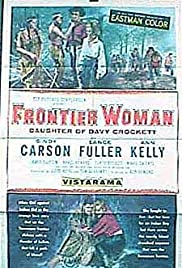 Frontier Woman Poster