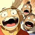 Zach Tyler, Mae Whitman, and Jack De Sena in Avatar: The Last Airbender (2005)