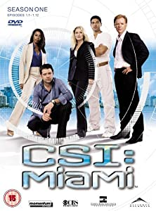 CSI: Miami none