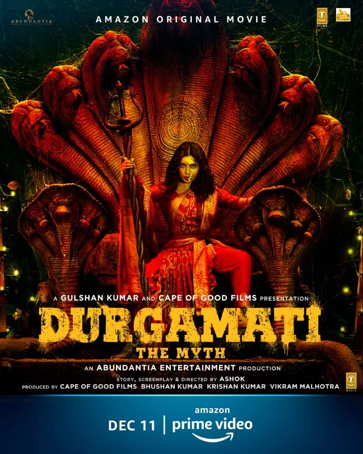 Durgamati: The Myth (2020) (Amazon Prime)