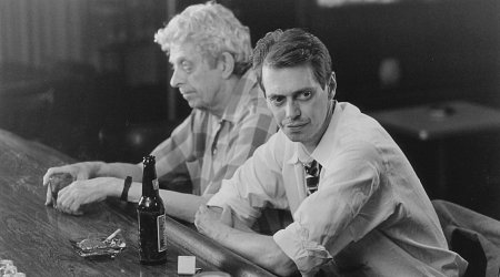 Steve Buscemi and Bronson Dudley in Trees Lounge (1996)