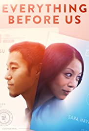 Everything Before Us Poster